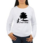 That's Shady Women's Long Sleeve T-Shirt
