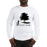 That's Shady Long Sleeve T-Shirt