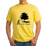 That's Shady Yellow T-Shirt