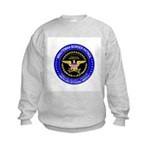 Immigrant Minuteman Border Pa Kids Sweatshirt