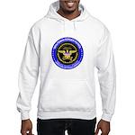Immigration Minuteman Border Hooded Sweatshirt