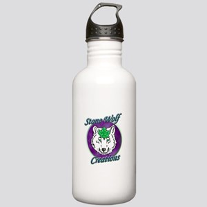 Stone Wolf Creations Stainless Water Bottle 1.0L