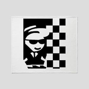 Little Rudy Throw Blanket