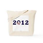 2012 Obama Tote Bag