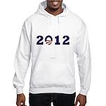 2012 Obama Hooded Sweatshirt