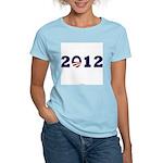 2012 Obama Women's Light T-Shirt