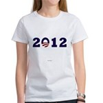 2012 Obama Women's T-Shirt