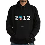 2012 Obama Hoodie (dark)