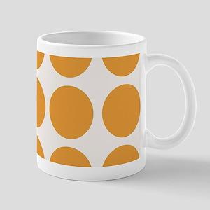 Bold Polka dots Mugs