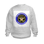 Minuteman Border Patrol Kids Sweatshirt