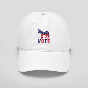 Democrat Vote 2 Cap