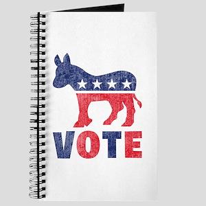 Democrat Vote 2 Journal