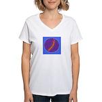 centipede Women's V-Neck T-Shirt