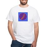 centipede White T-Shirt