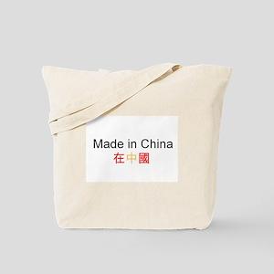 Chinese Pride Tote Bag