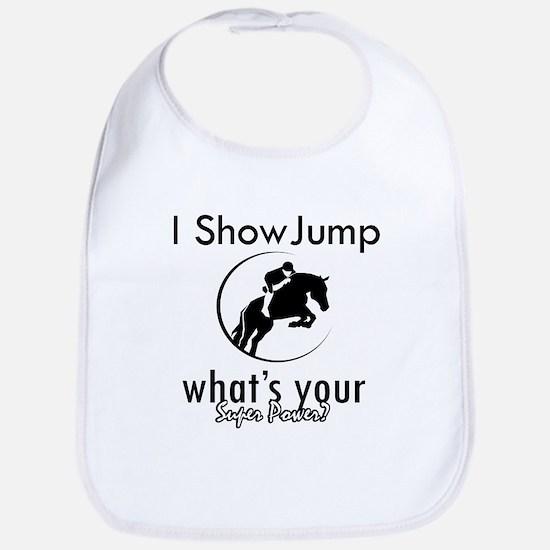 I Show Jump Bib
