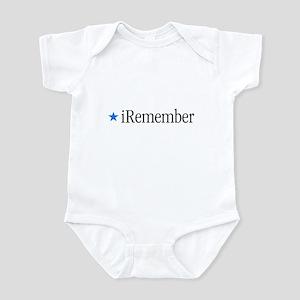 iRemember Memorial Day Infant Creeper