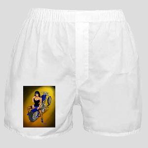 La Belleza Latina Pin-up Boxer Shorts