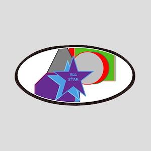 OYOOS AllStar design Patches