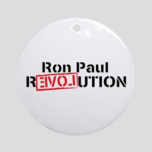 Ron Paul 2012 Ornament (Round)