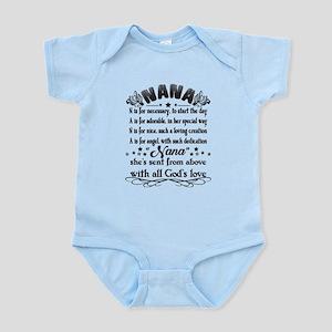 Nana T Shirt, God's Love T Shirt Body Suit