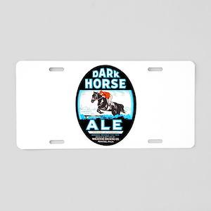 Michigan Beer Label 6 Aluminum License Plate