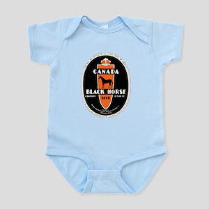 Michigan Beer Label 8 Infant Bodysuit