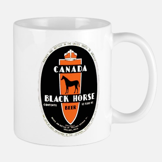 Michigan Beer Label 8 Mug