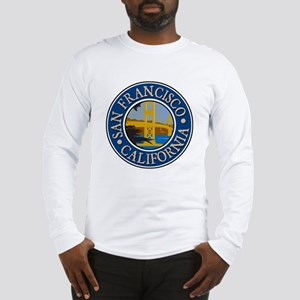 San Fran, CA Long Sleeve T-Shirt