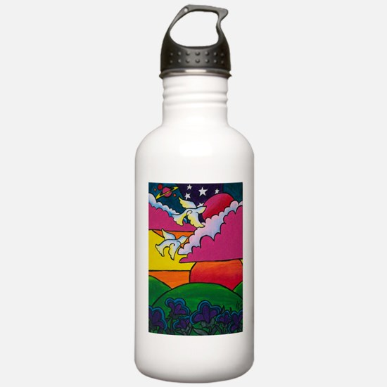 Night and Day Water Bottle