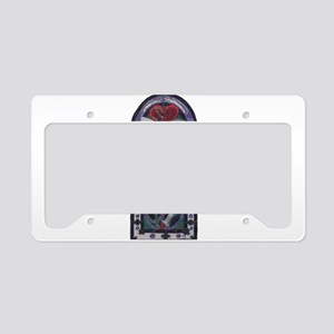 Valkyries License Plate Holder
