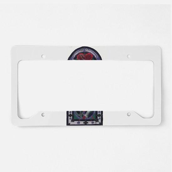 Valkyries License Plate Holder