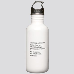 Adverse Possession Stainless Water Bottle 1.0L
