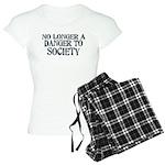 Danger To Society Women's Light Pajamas