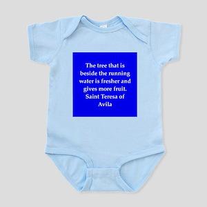 Saint Teresa of Avila Infant Bodysuit
