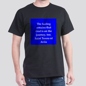 Saint Teresa of Avila Dark T-Shirt