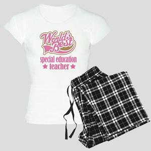 Special Education Teacher Gift (Worlds Best) Women