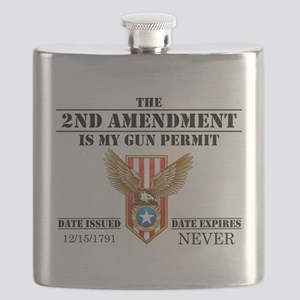 My Permit Flask