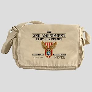 My Permit Messenger Bag