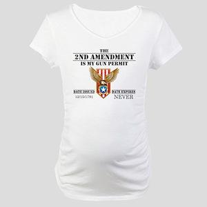 My Permit Maternity T-Shirt