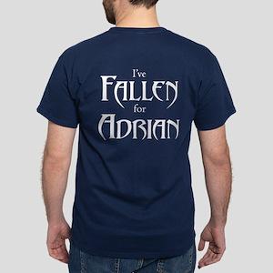 FA Adrian Standard Fit Dark T-Shirt