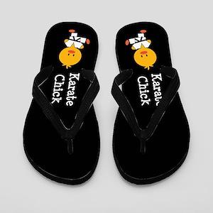 Karate Chick Flip Flops