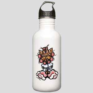 High Maintenance Yorkie Stainless Water Bottle 1.0