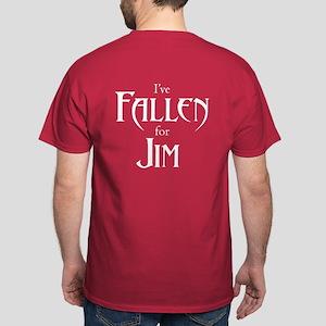 FA Jim Standard Fit Dark T-Shirt
