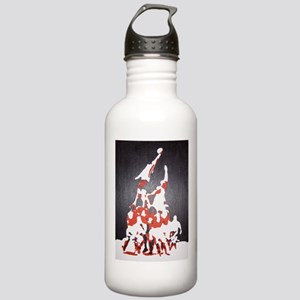 Rugby Lineout Stainless Water Bottle 1L