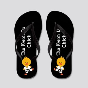 Tae Kwon Do Chick Flip Flops