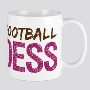Fantasy Football Goddess Mug