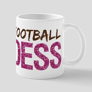 Fantasy Football Goddess Mug