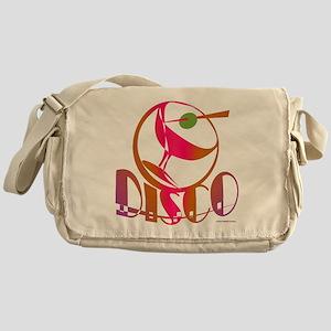 Disco Martini / Messenger Bag