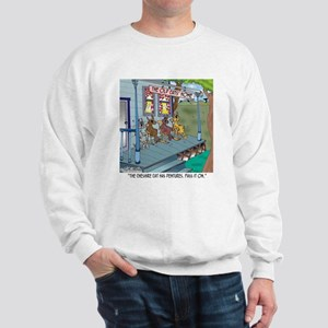 At The Old Cats' Home Sweatshirt